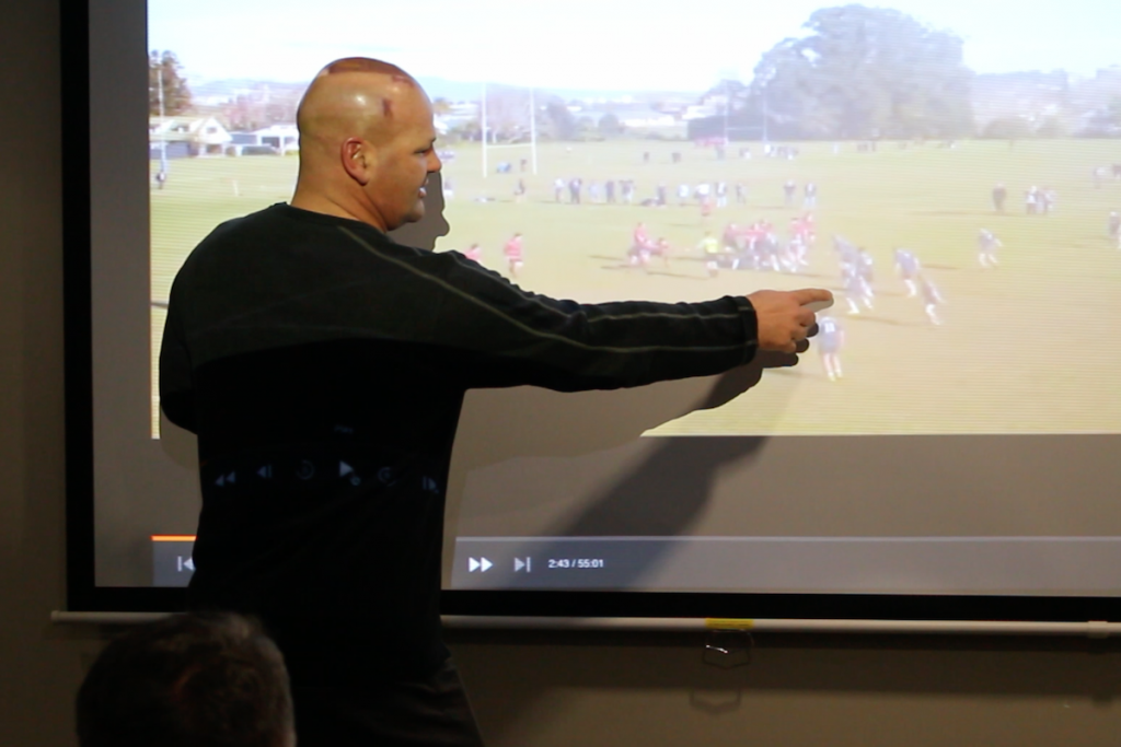 Rugby Tours New Zealand video analysis semi final