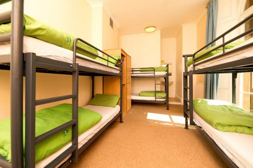 Rugby Tours New Zealand dorm accomodation