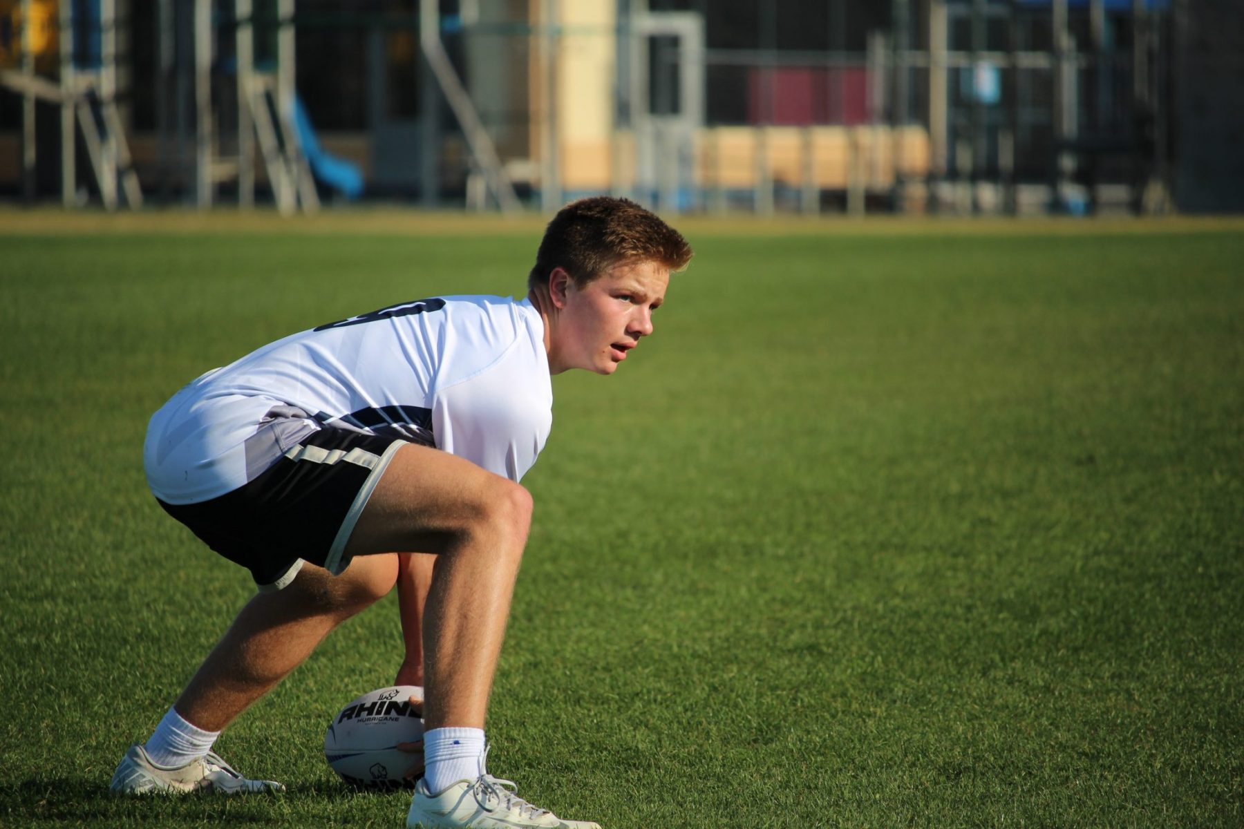 Rugby Tours New Zealand half back